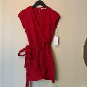 Reformation Rodin Dress Es